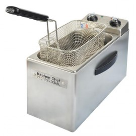 Friteuse-KITCHENCHEF-KCFR4L