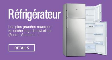 Réfrigerateur 2 portes Lave Vaiselle Auvergne
